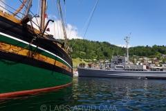 Lukt av trebåt 6